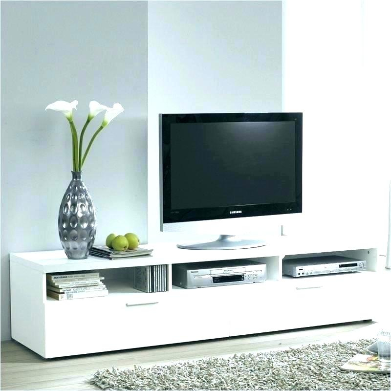 White Tv Stand White Stand White Stand Long White Stand Main Image With Regard To Most Current Oval White Tv Stand (View 17 of 25)