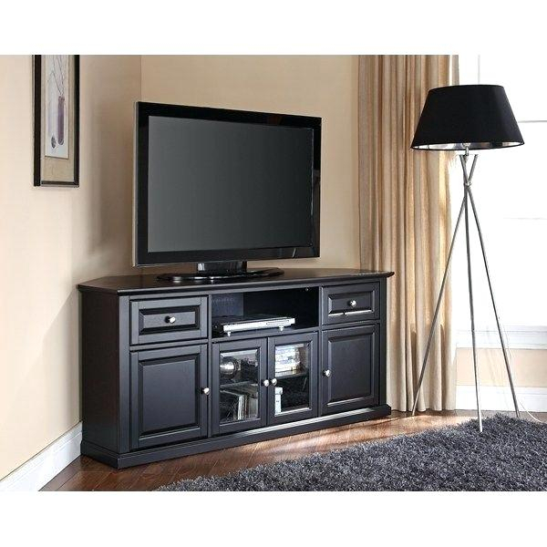 Widely Used 55 Inch Corner Tv Stands Regarding Tv Stand For 55 Inch Tv Corner Tv Stand For 55 Inch Tv White (Image 25 of 25)