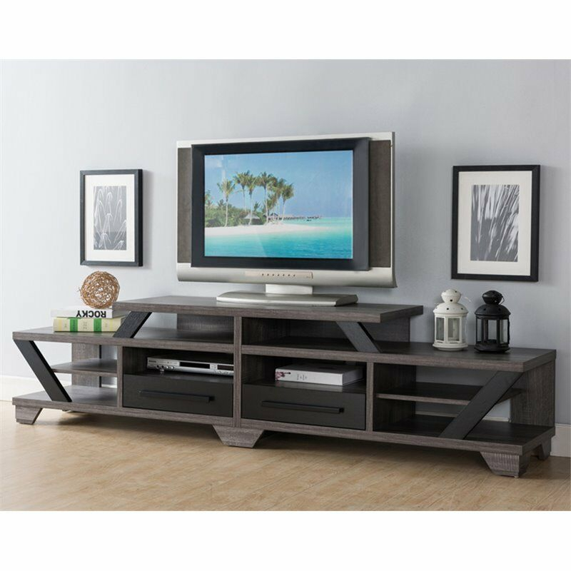 Featured Image of Dixon White 65 Inch Tv Stands