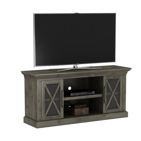 Widely Used Kenzie 72 Inch Open Display Tv Stands Regarding 40 49 Inches Tall Tv Stands You'll Love (Image 25 of 25)