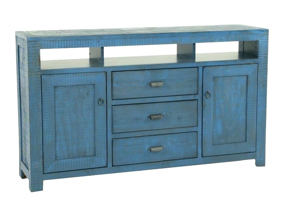 Widely Used Lockable Tv Stands Pertaining To Blue Tv Stand Blue Tv Stand Canada Blue Tv Stand Wood – Annica (Image 25 of 25)