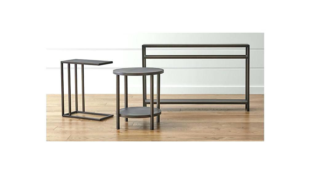 Widely Used Switch Console Tables With Crate And Barrel Console Table – Pigeonpixels (View 24 of 25)