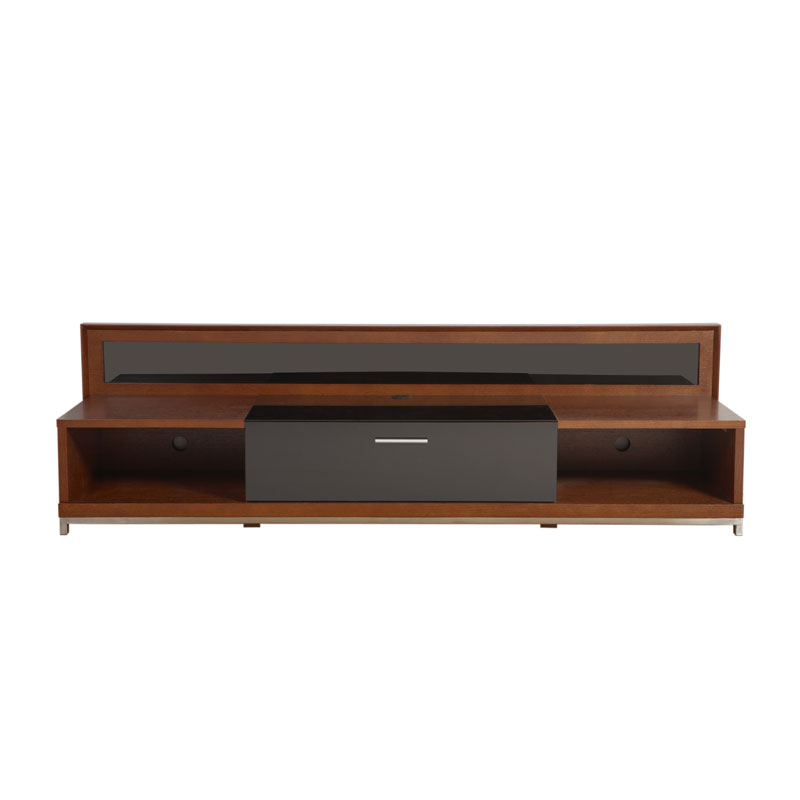 Widely Used Valencia 60 Inch Tv Stands Regarding Plateau Valencia Series Backlit Modern Wood Tv Stand For 51 80 Inch (Image 25 of 25)