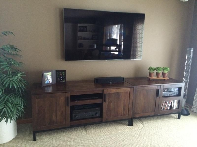 "Widely Used Wyatt 68 Inch Tv Stands Throughout Wyatt 60"" Media Console In Tv Stands & Media Consoles (Image 25 of 25)"