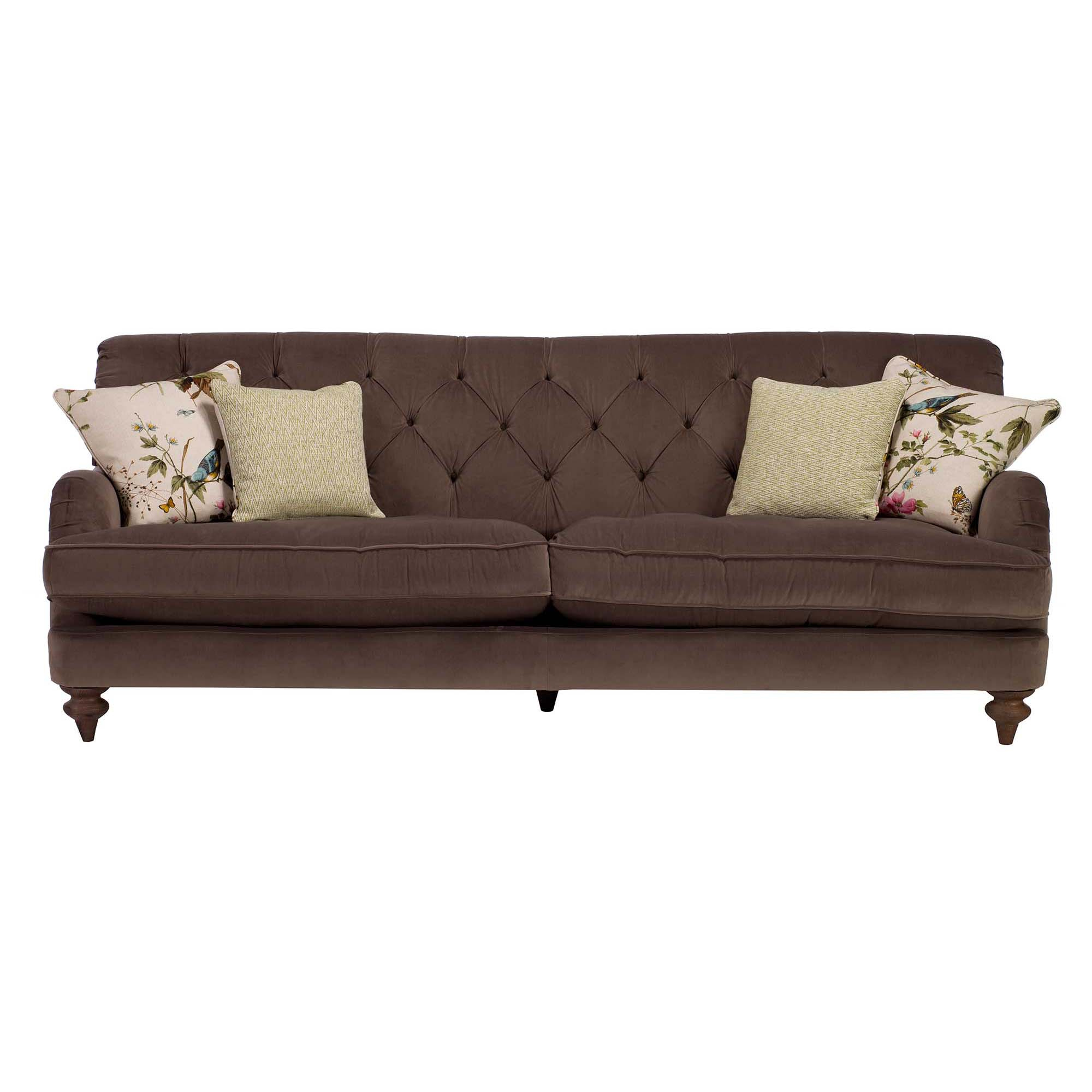Windermere Extra Large Sofa | Sofas | Living Room Intended For Mercer Foam Oversized Sofa Chairs (Image 25 of 25)