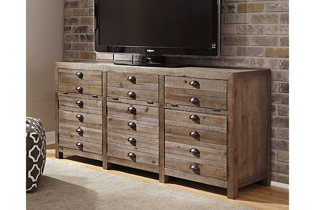 With The Look Of An Antique Apothecary Chest, Keeblen Tv Stand Gives Pertaining To Favorite Jacen 78 Inch Tv Stands (Image 20 of 20)