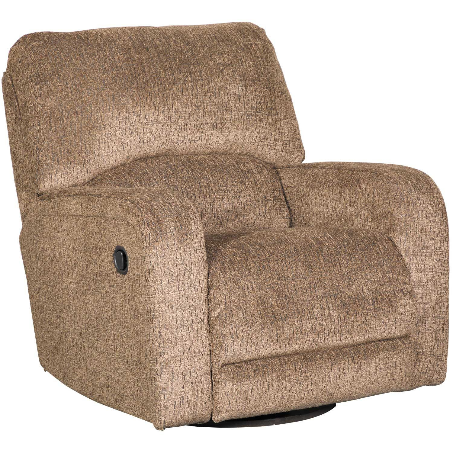 Wittlich Umber Swivel Glider Recliner | 5690261 | Ashley Furniture | Afw In Umber Grey Swivel Accent Chairs (View 10 of 25)