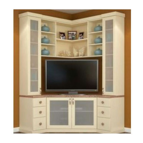 Wooden Corner Tv Cabinet At Rs 35000 /piece (Image 25 of 25)