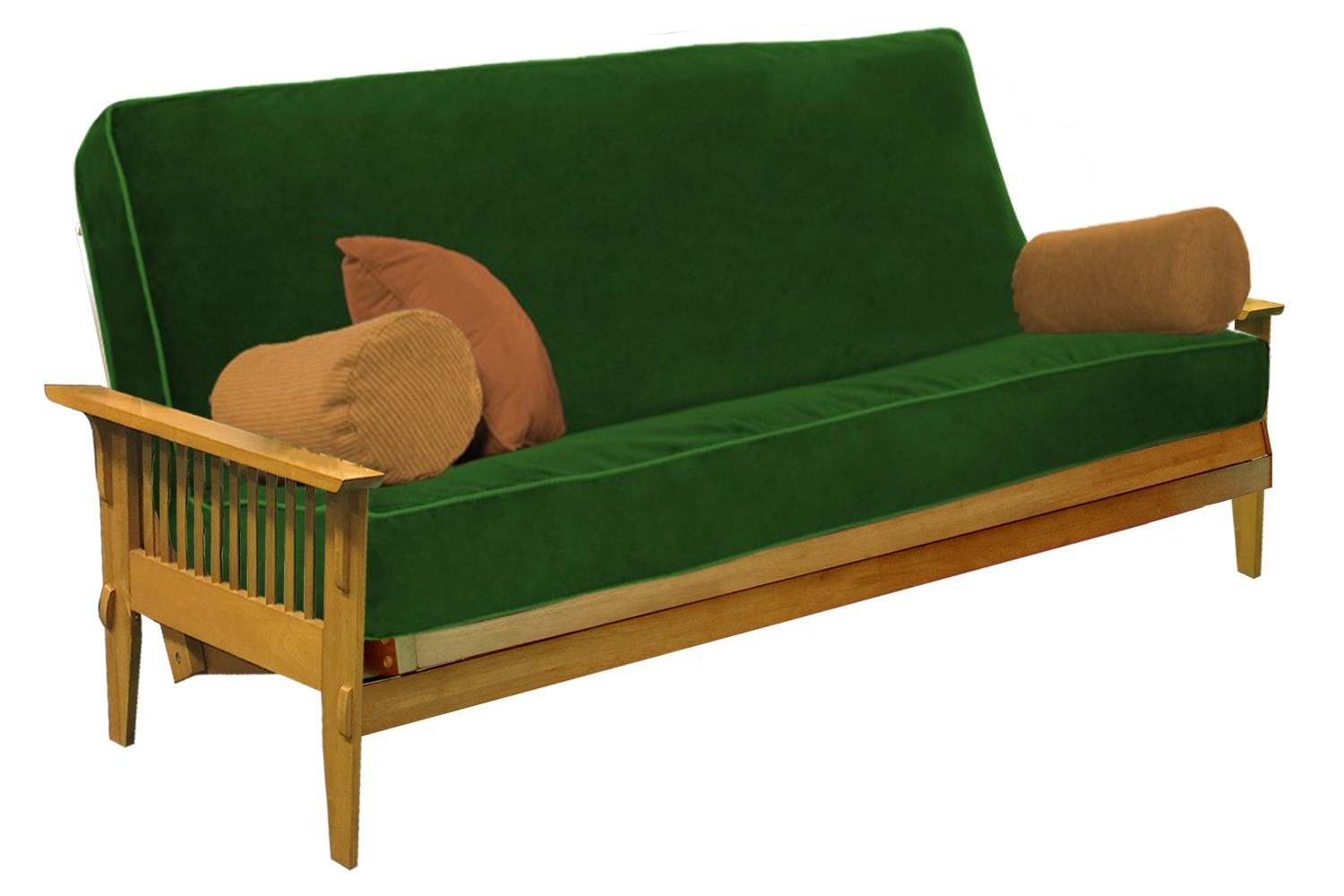Wooden Futon Frame Oak | San Mateo Sofa Futon | The Futon Shop Inside Matteo Arm Sofa Chairs (View 15 of 25)