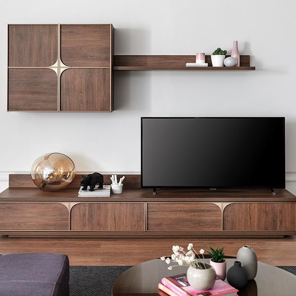 Yaşam Alanları - Doğtaş with regard to Most Up-to-Date Single Shelf Tv Stands