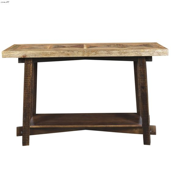 Yukon Console Table 502-949Inspire within Famous Yukon Natural Console Tables