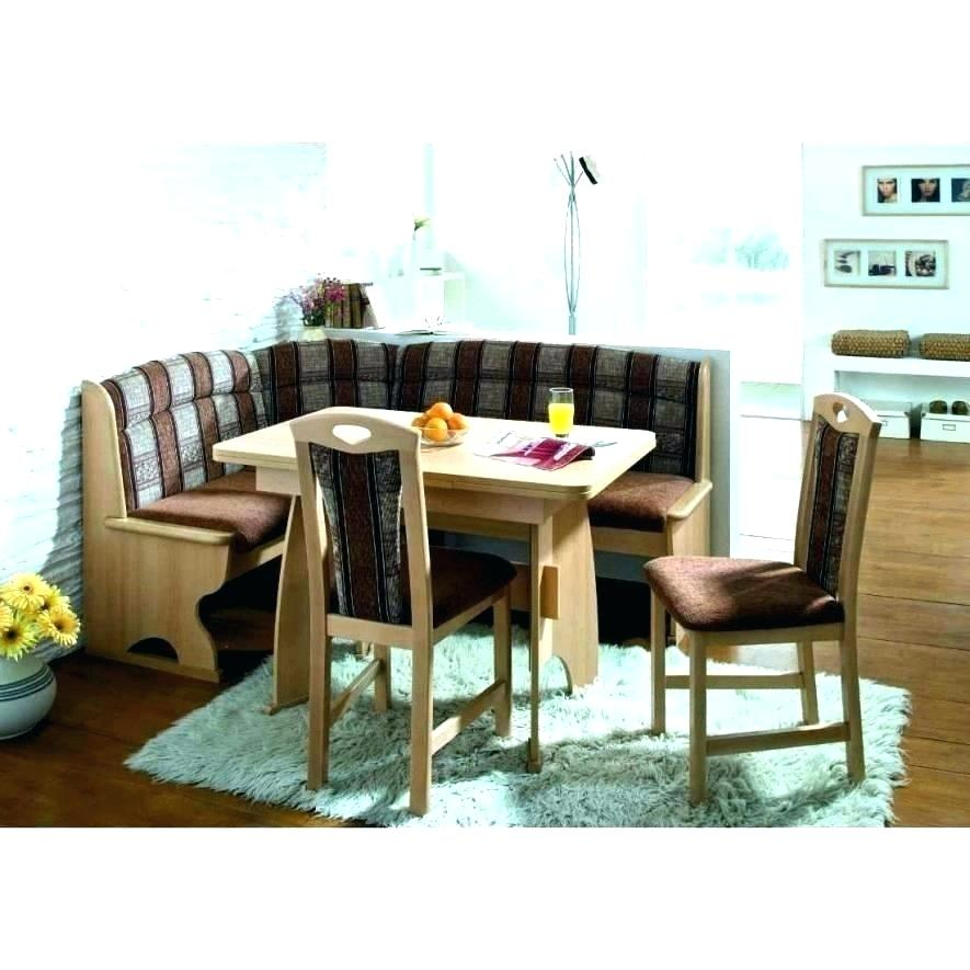3 Piece Breakfast Nook Olivia Dining Set – Trungtin regarding Ligon 3 Piece Breakfast Nook Dining Sets