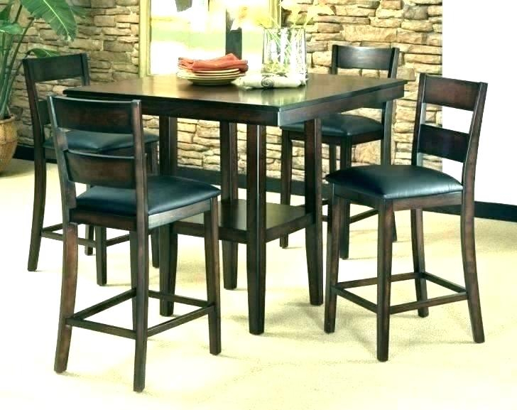 3 Piece Dining Set Counter Height Black Outdoor Bar Kitchen Table for Winsome 3 Piece Counter Height Dining Sets