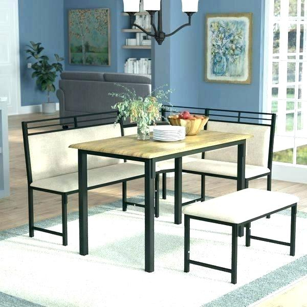3 Piece Dining Table Seater Round Bistro Set – Fixyourlife (Image 3 of 25)