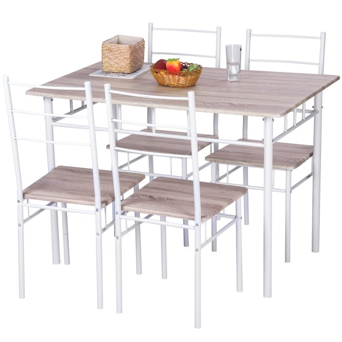 5 Piece Breakfast Nook Dining Set for 5 Piece Breakfast Nook Dining Sets