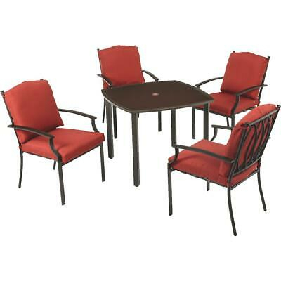 Ac Pacific 5 Piece Dining Set – $ (Image 4 of 25)