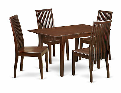 Ac Pacific 5 Piece Dining Set – $ (Image 5 of 25)