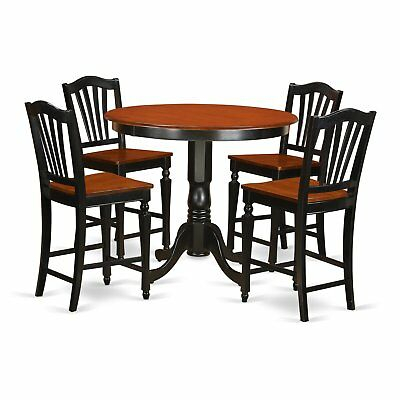 Ac Pacific 5 Piece Dining Set – $ (Image 10 of 25)