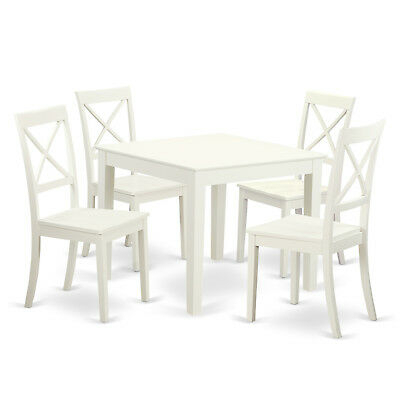 Ac Pacific 5 Piece Dining Set – $ (Image 9 of 25)
