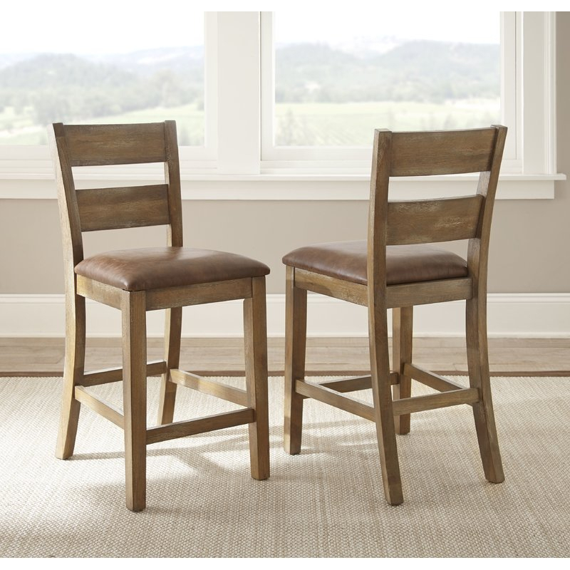 Achenbach 5 Piece Counter Height Dining Set With Regard To Pattonsburg 5 Piece Dining Sets (Image 4 of 25)