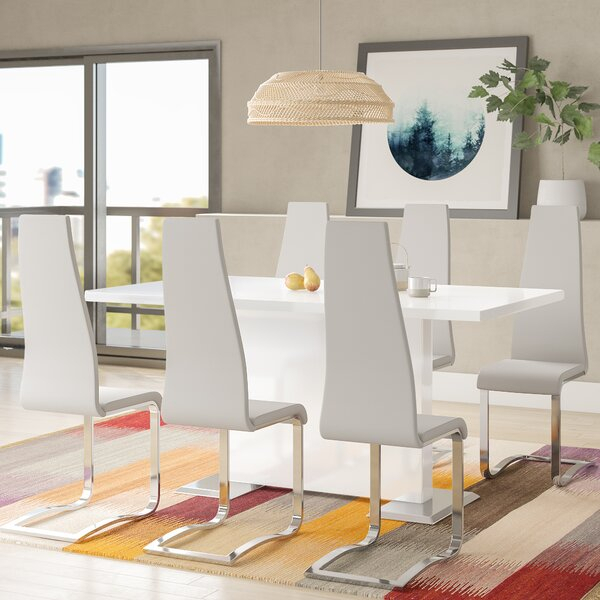 Amazing Alvaro 5 Piece Dining Seteverly Quinn Purchase | Kitchen Throughout Mulvey 5 Piece Dining Sets (View 11 of 25)