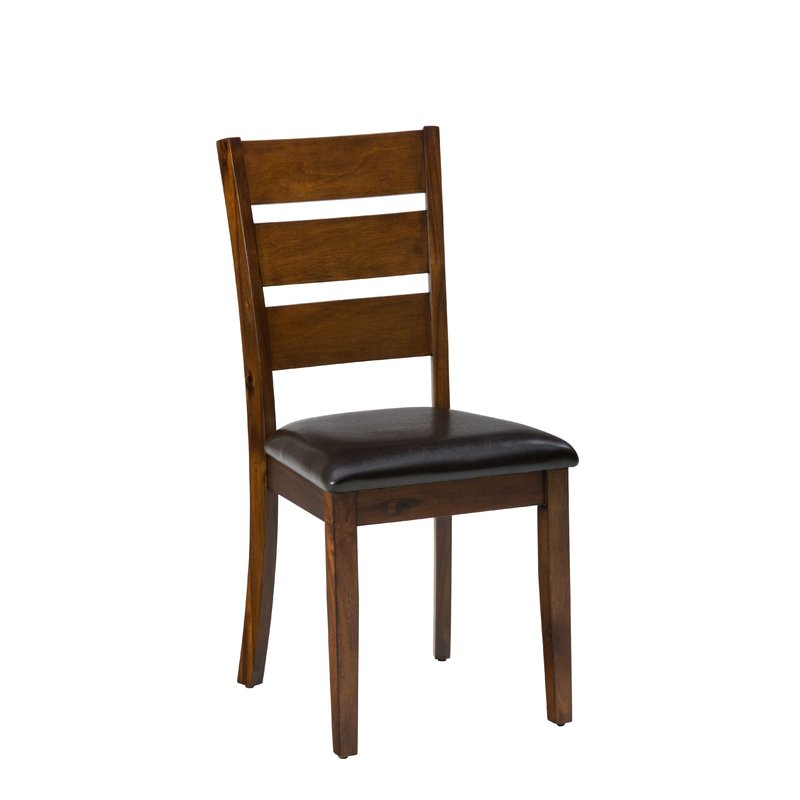 Amir 5 Piece Solid Wood Dining Set Pertaining To Amir 5 Piece Solid Wood Dining Sets (Set Of 5) (View 3 of 25)