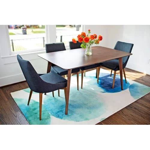 Anabelle 5 Piece Breakfast Nook Dining Set With 5 Piece Breakfast Nook Dining Sets (Image 2 of 25)