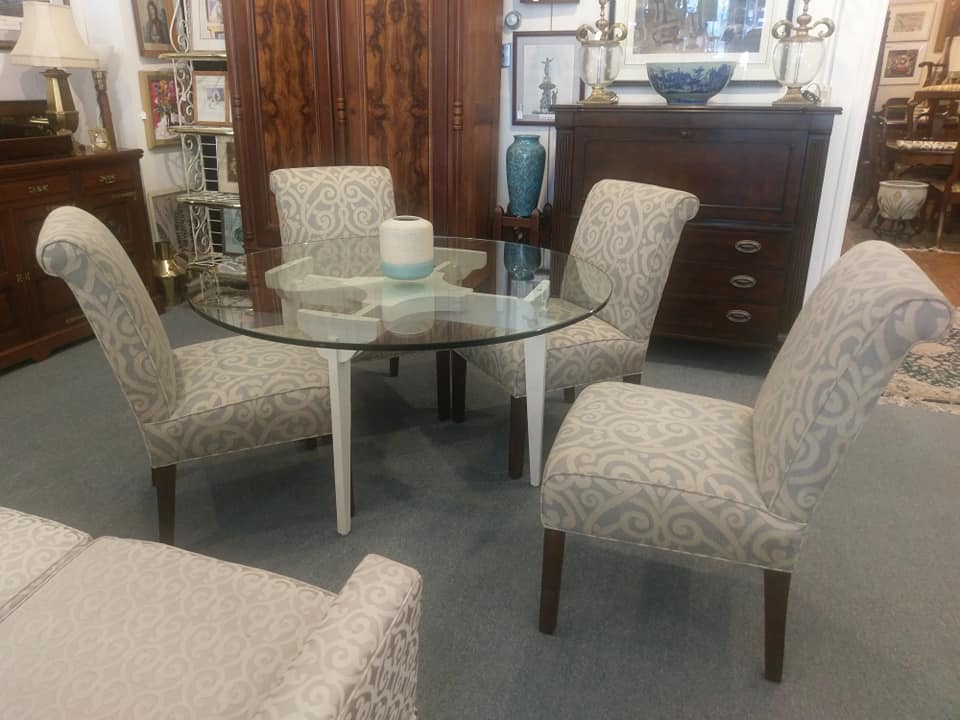 Antique Furniture, Vintage Designer Furniture | Cincinnati, Oh For Cincinnati 3 Piece Dining Sets (View 23 of 25)
