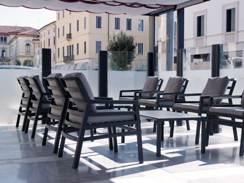 Aria 5 Piece Balcony Setting For Aria 5 Piece Dining Sets (View 16 of 25)