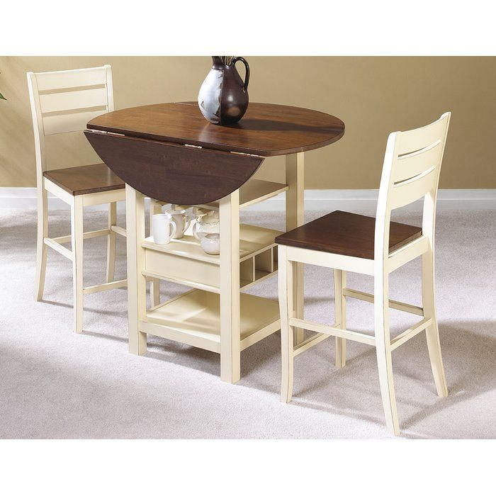 August Grove Ephraim Dining Table | Kitchen Table | Dining Table In Pertaining To Ephraim 5 Piece Dining Sets (Image 2 of 25)