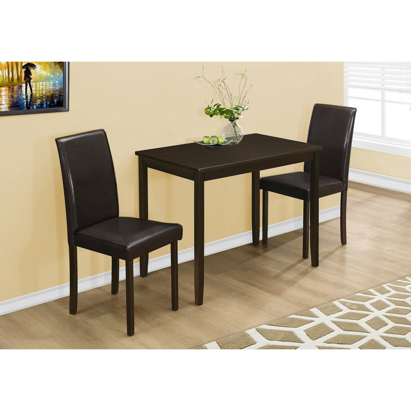 Baillie 3 Piece Dining Set Within Baillie 3 Piece Dining Sets (View 2 of 25)