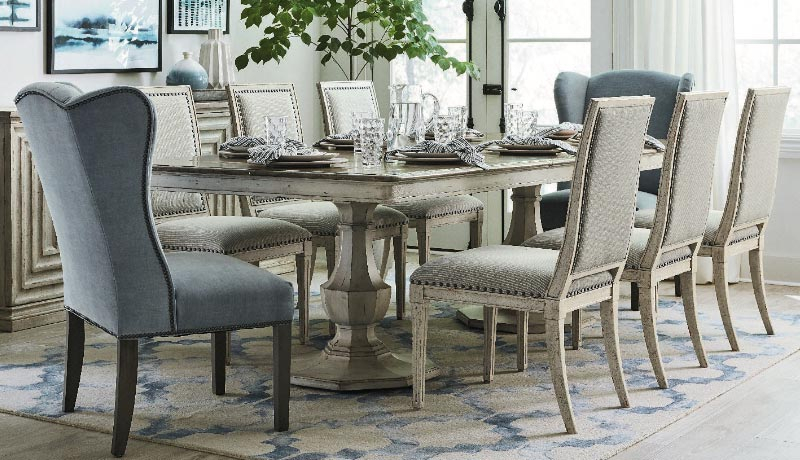 Bassett Furniture & Home Decor | Furniture You'll Love Pertaining To Northwoods 3 Piece Dining Sets (View 24 of 25)