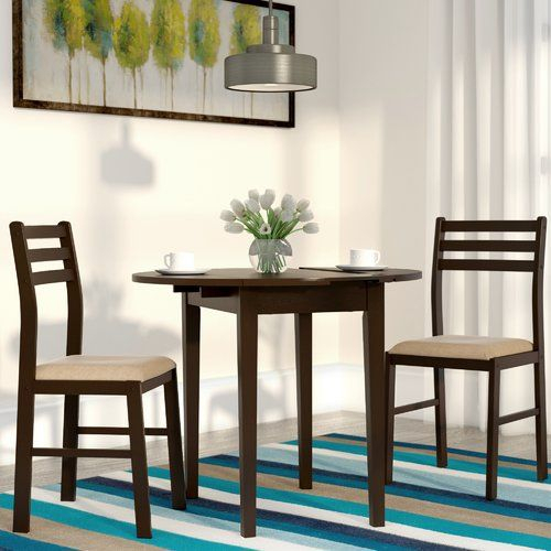 Bedfo 3 Piece Dining Set In 2019 | Dream House | 3 Piece Dining Set Throughout Bedfo 3 Piece Dining Sets (View 6 of 25)