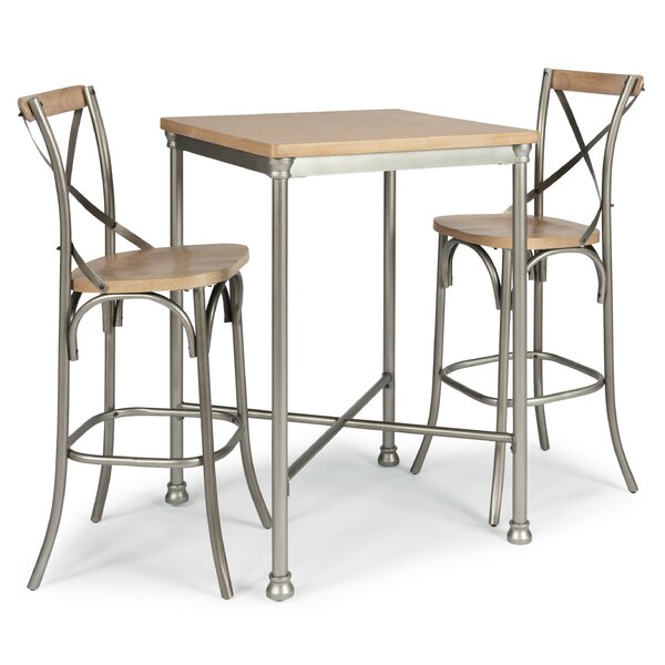 Best #1 Godmanchester 5 Piece Dining Setwilliston Forge Sale Intended For Nutter 3 Piece Dining Sets (View 11 of 25)