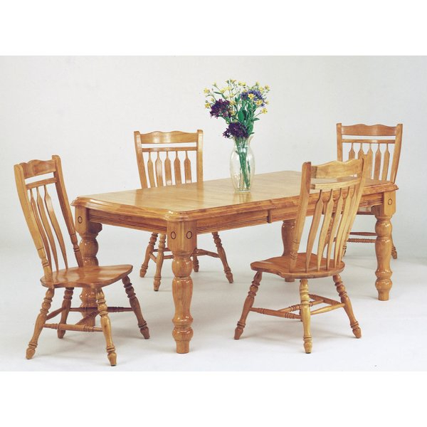 Best Choices Lockwood 5 Piece Dining Setloon Peak Wonderful Pertaining To Cargo 5 Piece Dining Sets (Image 3 of 25)
