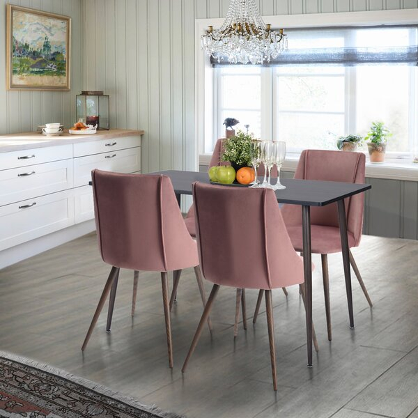 Best Choices Throckmorton 5 Piece Dining Setwrought Studio Today With Ryker 3 Piece Dining Sets (View 24 of 25)