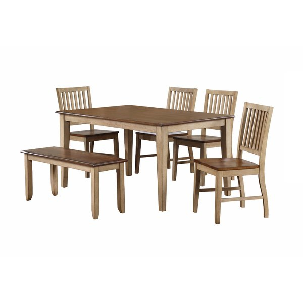 Best Choices West Hill Family Table 3 Piece Dining Setebern With West Hill Family Table 3 Piece Dining Sets (Image 2 of 25)