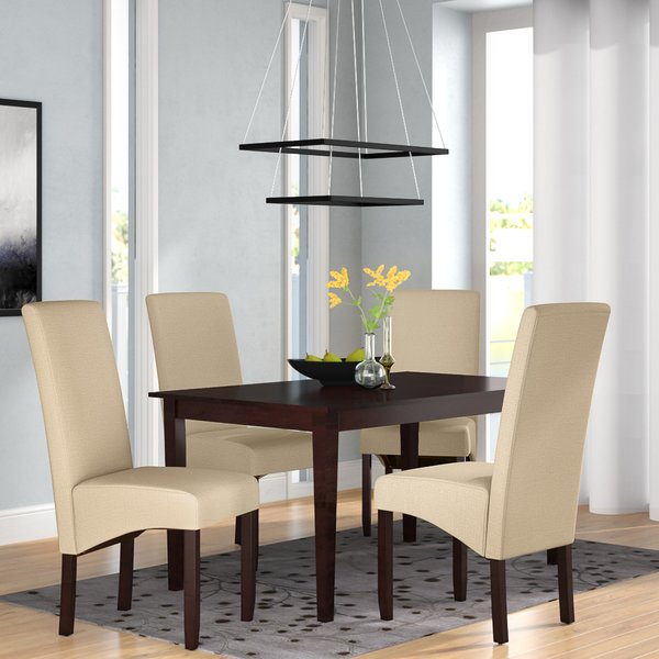 Best Darya Pedestal 5 Piece Extendable Dining Setdarby Home Co Pertaining To Kaelin 5 Piece Dining Sets (View 18 of 25)