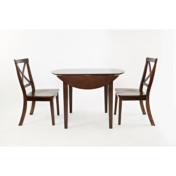 Best Design Dunster 3 Piece Dining Setalcott Hill Wonderful Pertaining To Honoria 3 Piece Dining Sets (Image 5 of 25)