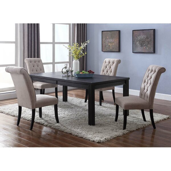 Best Design Putney 3 Piece Counter Height Breakfast Nook Dining Set Throughout Mulvey 5 Piece Dining Sets (View 13 of 25)