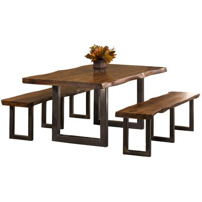 Brayden Studio Linde 3 Piece Dining Set | Products | Pinterest Pertaining To Rossiter 3 Piece Dining Sets (Image 5 of 25)