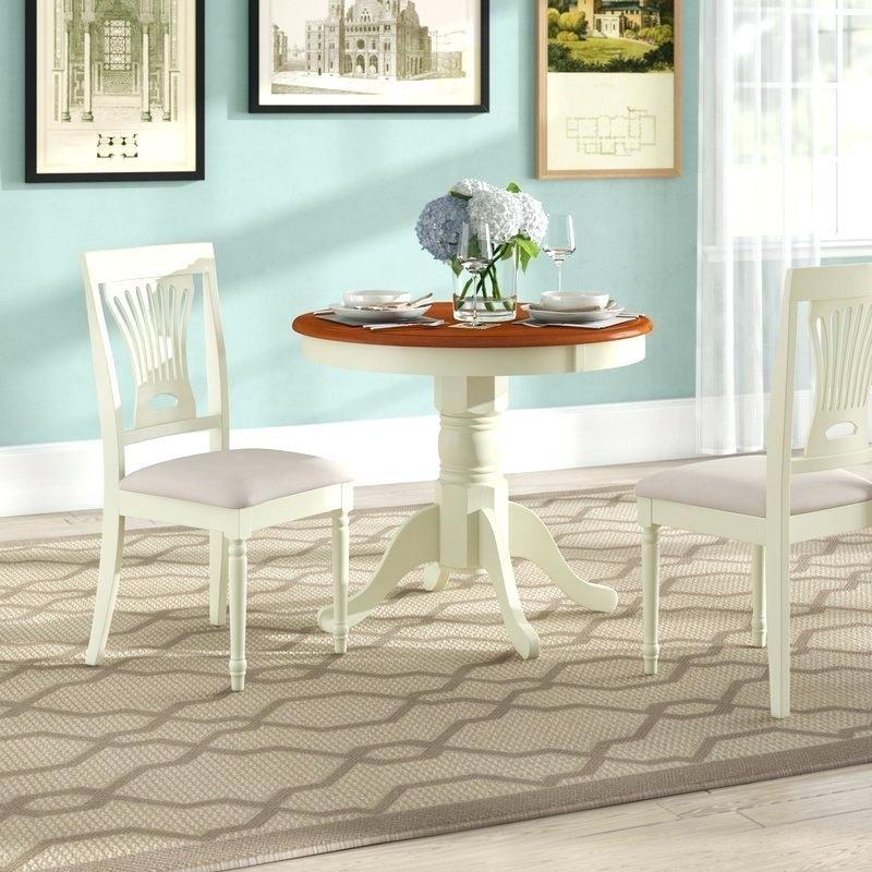 Breakfast Nook 3 Piece Dining Set – Momentomagico (Image 10 of 25)