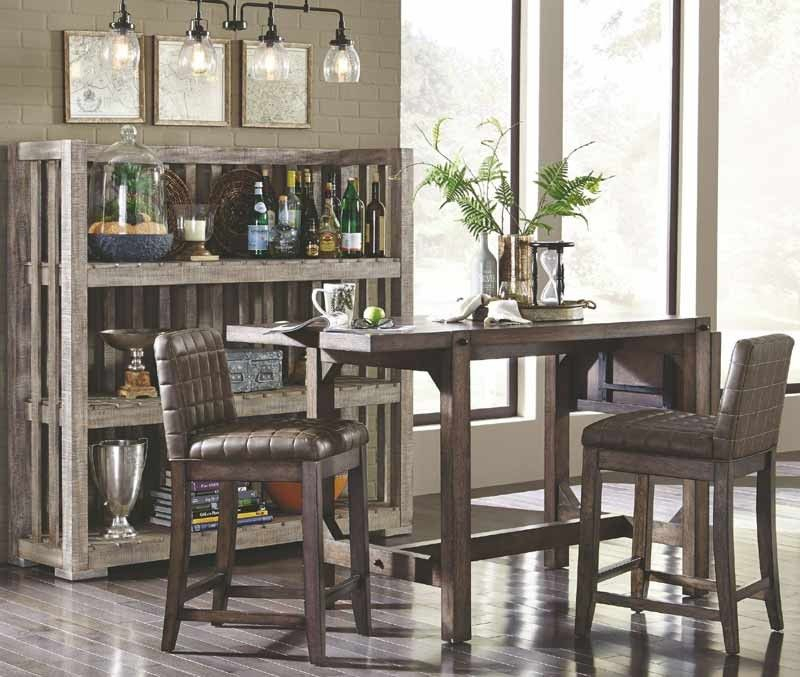Broyhill Furniture – Bedford Avenue 7 Piece Drop Leaf Extendable In Bedfo 3 Piece Dining Sets (View 23 of 25)