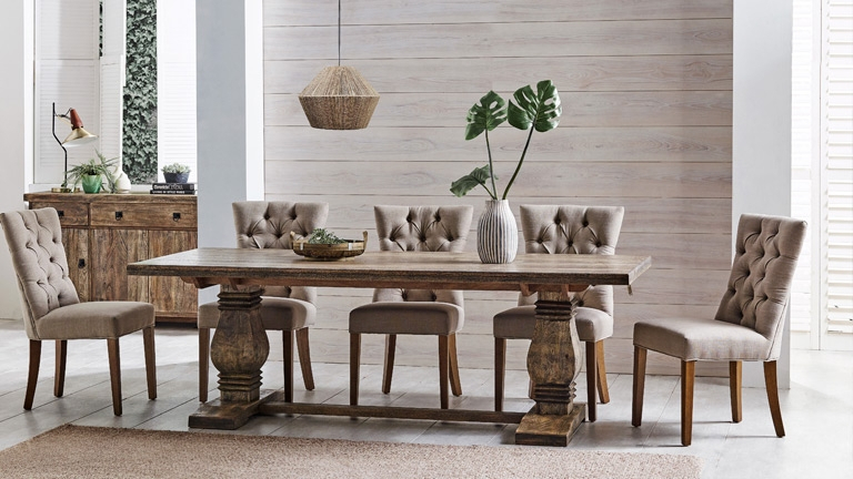 Buying Guide: Dining Room Furniture | Harvey Norman Australia Intended For North Reading 5 Piece Dining Table Sets (Image 8 of 25)