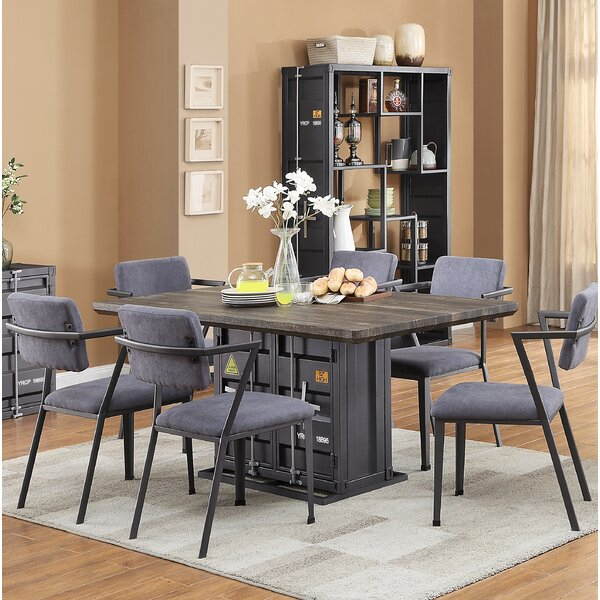 Cargo 7 Piece Dining Setacme Sale | Dining Room Sets With Regard To Cargo 5 Piece Dining Sets (Image 16 of 25)