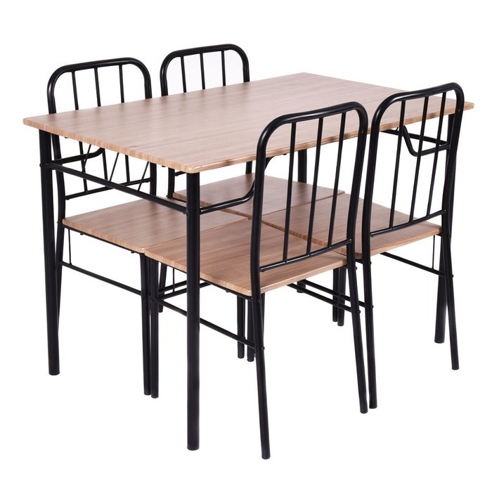 Conover 5 Piece Dining Set Throughout Conover 5 Piece Dining Sets (View 2 of 25)