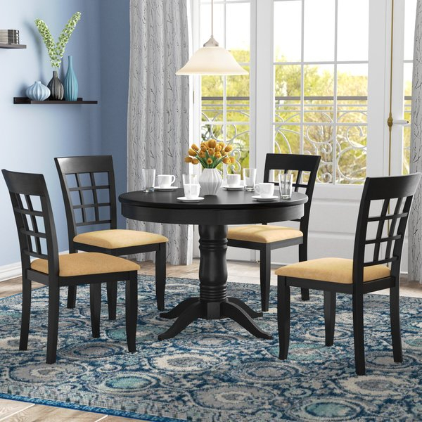 Conover 5 Piece Dining Setebern Designs 2019 Sale On| Adjustable Throughout Conover 5 Piece Dining Sets (View 8 of 25)