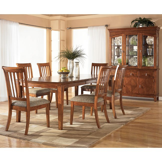 Conover Rectangular Dining Room Set Signature Designashley Intended For Conover 5 Piece Dining Sets (View 13 of 25)