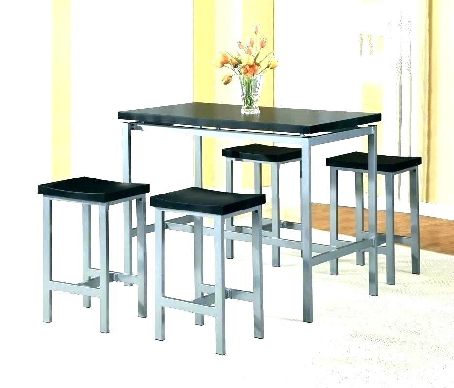 Counter Height Breakfast Nook – Ially (Image 12 of 25)