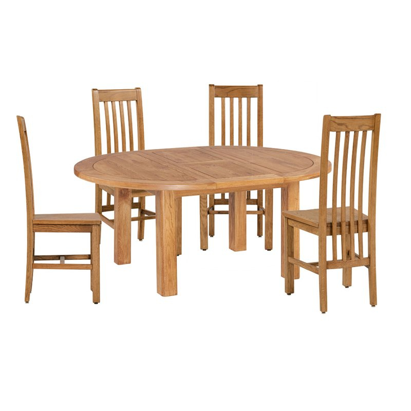 Covarrubias 5 Piece Extendable Solid Wood Dining Set For Tarleton 5 Piece Dining Sets (View 7 of 25)